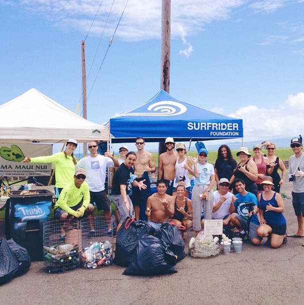Sugar Beach Clean Up July 16