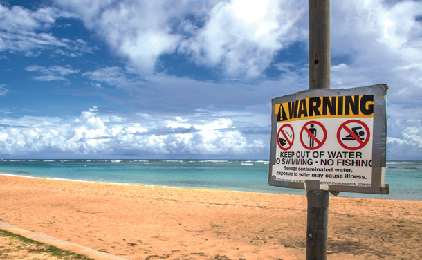 Protect Lahaina's Coast: Tell Maui County to stop pumping treated sewage into the Pacific