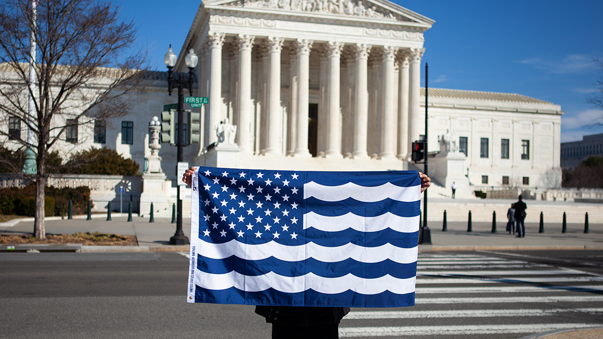Surfrider Stands Up for Clean Water at the United States Supreme Court